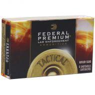 """Federal Law Enforcement 12 Gauge Ammo 2-3/4"""" Hydra-Shok Rifled Slug 250 Shells"""