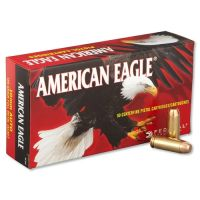 Federal American Eagle 10mm Auto Ammo 180 Grain Full Metal Jacket 1000 Rounds