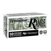 Remington RANGE 9mm 115 Grain Full Metal Jacket Ammunition 500 Rounds per case T9MM3